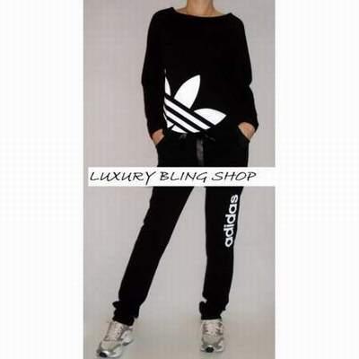 survetement adidas femme noir turquoise ad8799faf5c